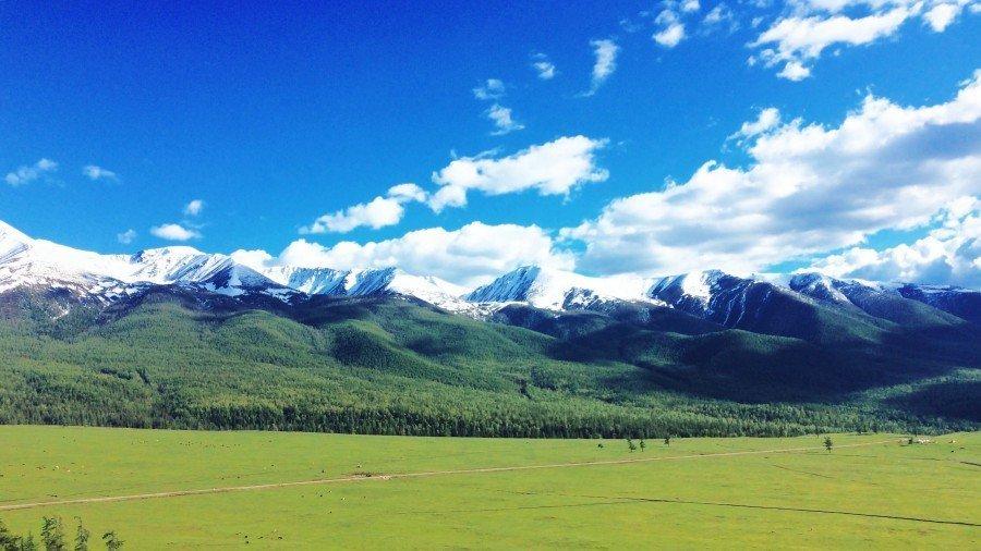 【新疆旅途故事】穿山越嶺的另一邊
