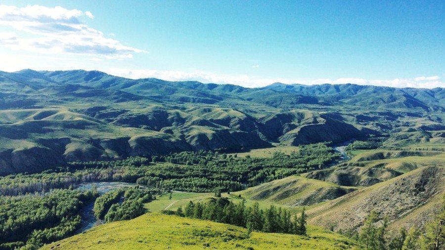 【新疆旅途故事】有形的邊界:中哈大峽谷