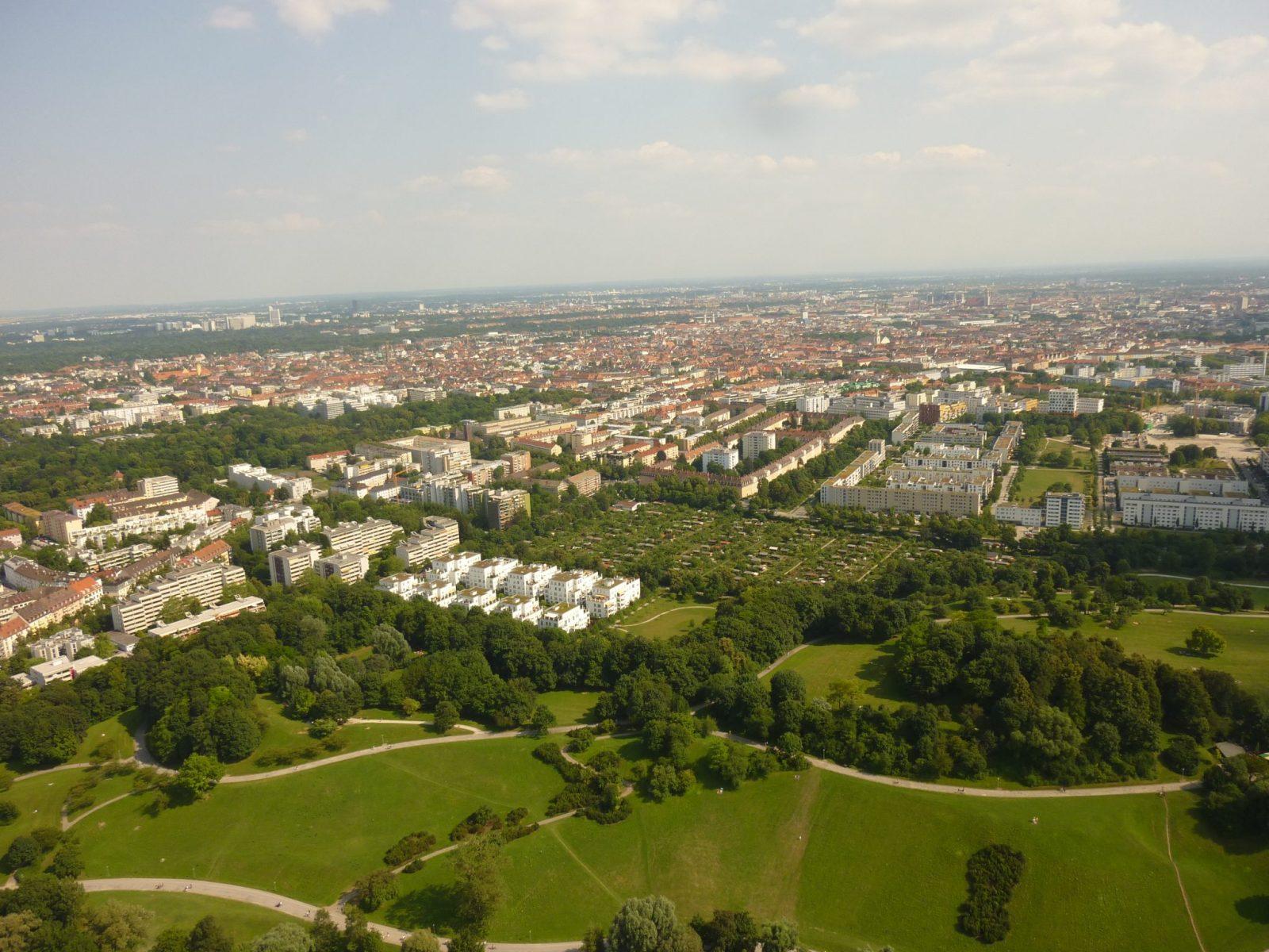 【慕尼黑影像敘事】慕尼黑的一眼望去