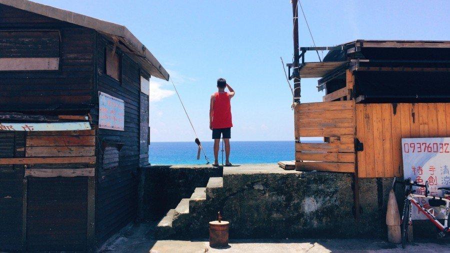 【蘭嶼旅途故事】小島生活蘭嶼打工換宿,小島記事(三)