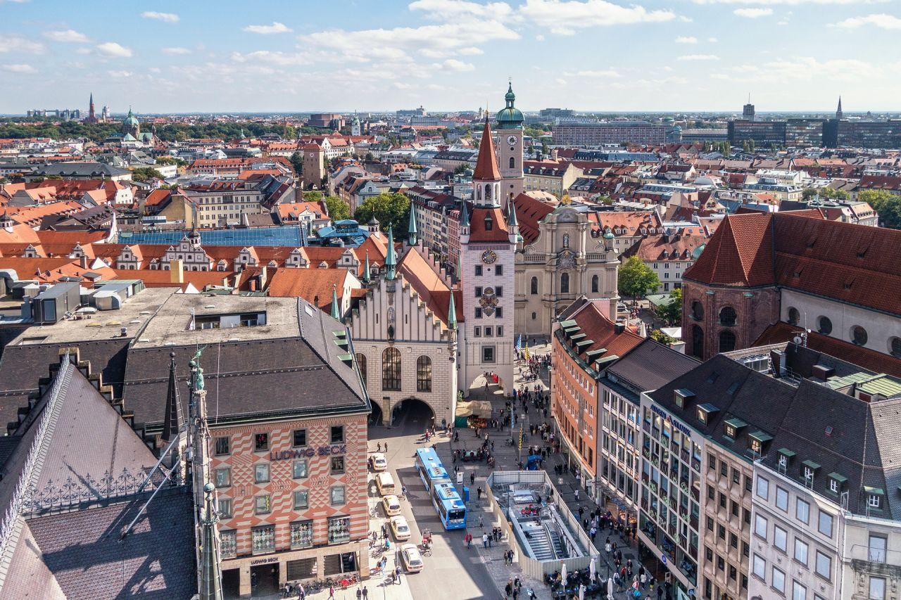 【慕尼黑住宿推薦】慕尼黑住宿區域分析,停車方便便宜住宿大公開