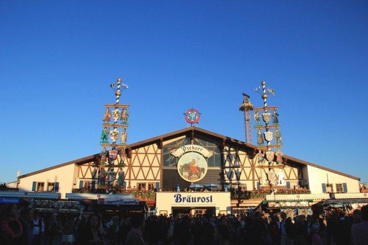 【慕尼黑景點推薦】2019慕尼黑啤酒節門票、地點、住宿、必玩總整理 1