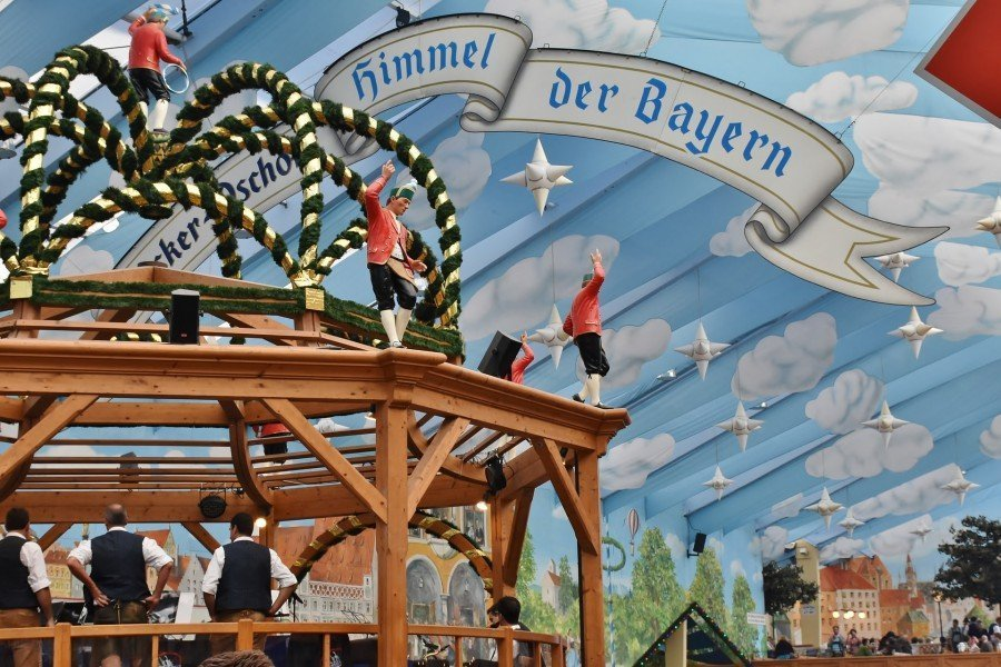 【慕尼黑景點推薦】慕尼黑啤酒節交通、住宿、必玩總整理