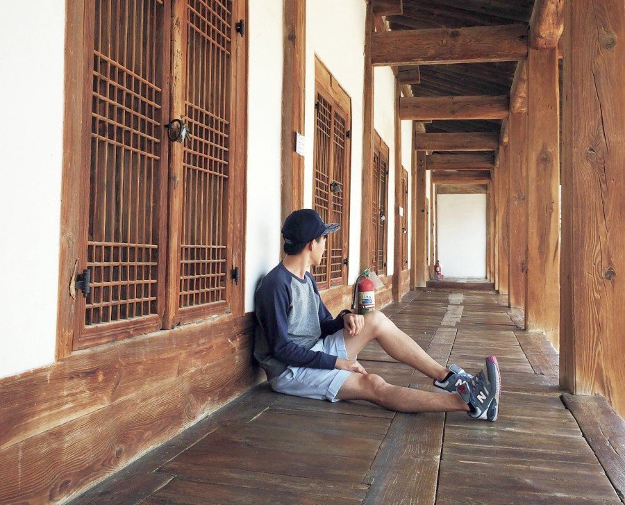 首爾IG景點 :成均館大學 明倫堂