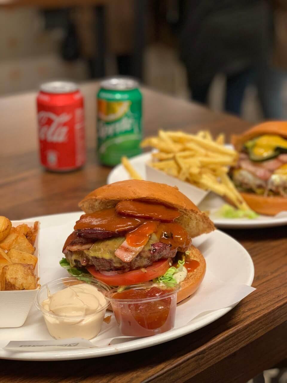 Bacoa Burger