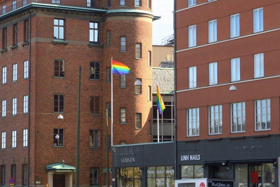 【哥本哈根影像敘事】廣場到底要不要改名 彩虹廣場 Regnbuepladsen