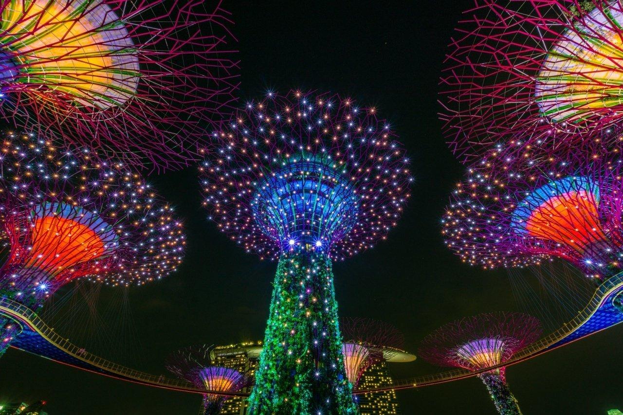 【新加坡景點推薦】必去新加坡IG景點,拍照打卡不能錯過這些