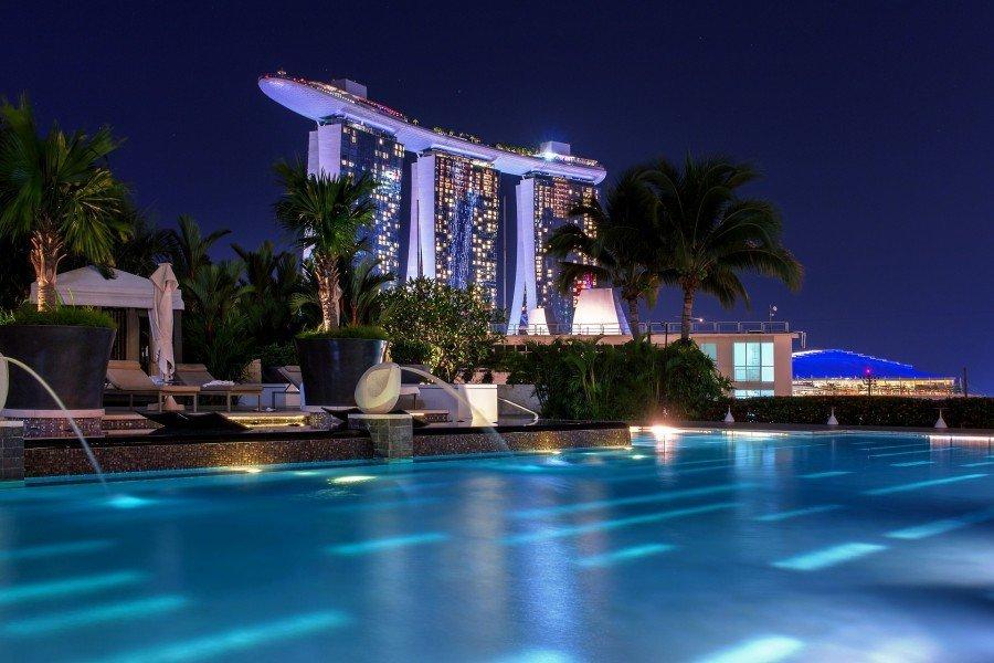 【新加坡住宿推薦】金沙酒店之外,不可錯過的新加坡五星級飯店