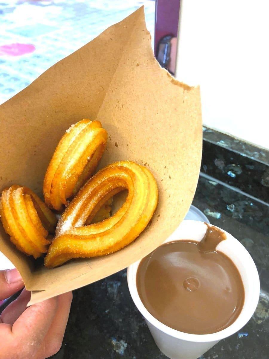 巴塞隆納美食推薦 churros