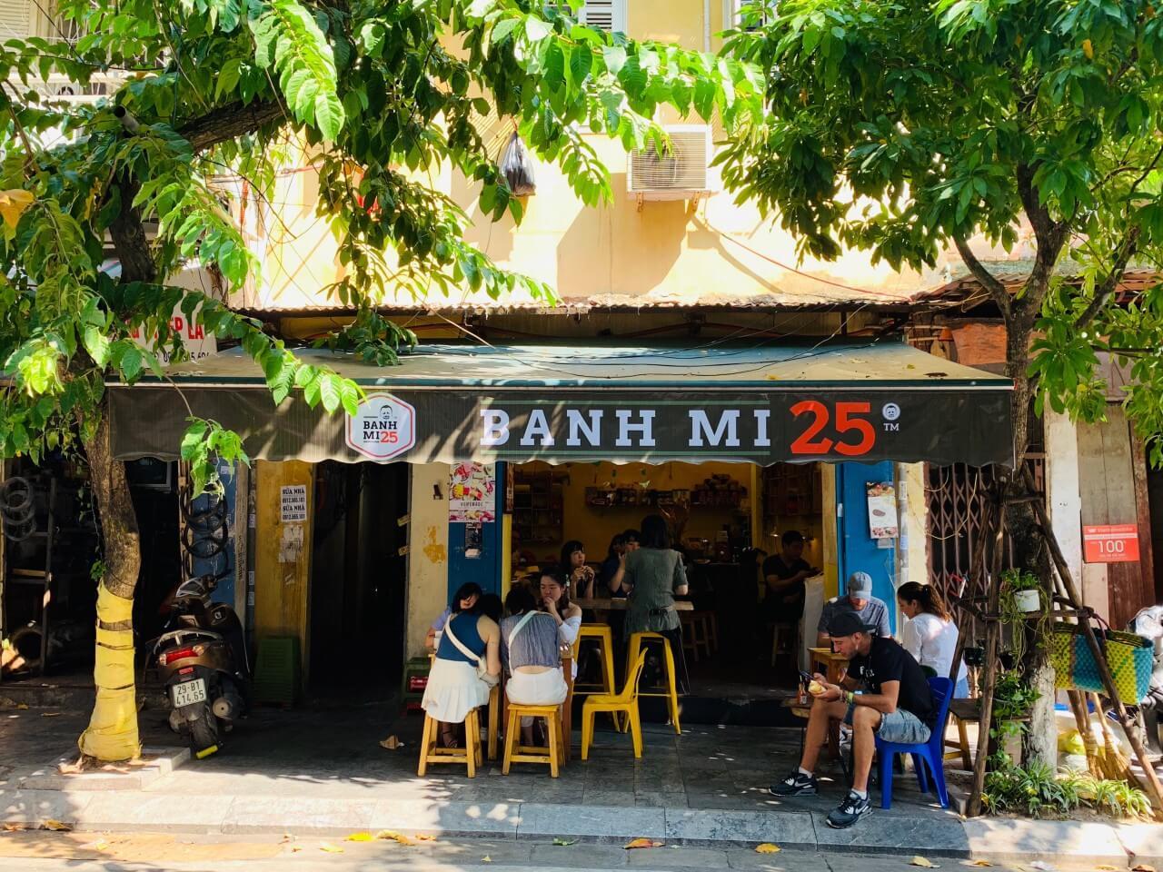 【胡志明市旅途故事】你們那個 Bánh Mì 很臭