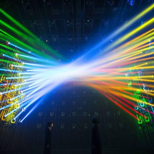 東京teamlab aurora