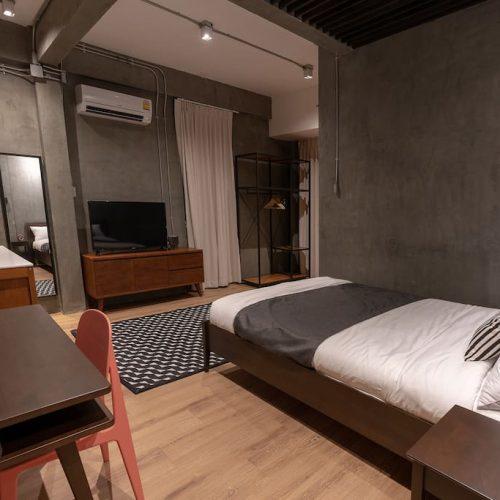 曼谷住宿推薦 Baan Nornlen 房間