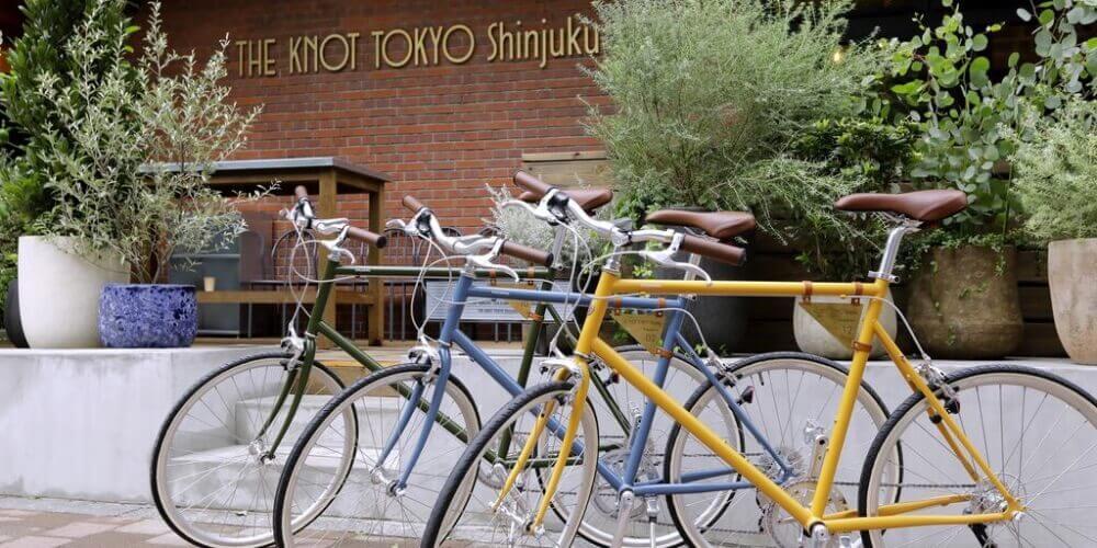 【東京住宿推薦】新宿質感設計飯店 The KNOT Tokyo Shinjuku