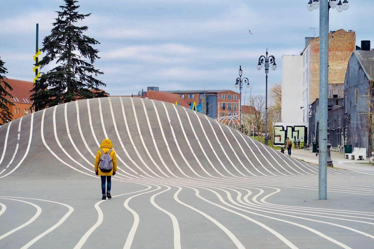 【哥本哈根景點推薦】在公園內看見世界縮影 Superkilen Park