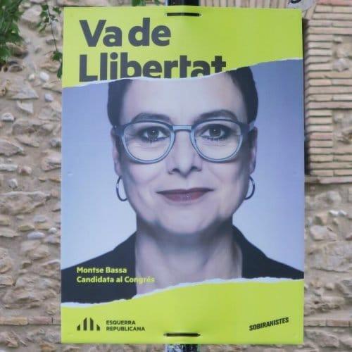 釋放政治犯標語