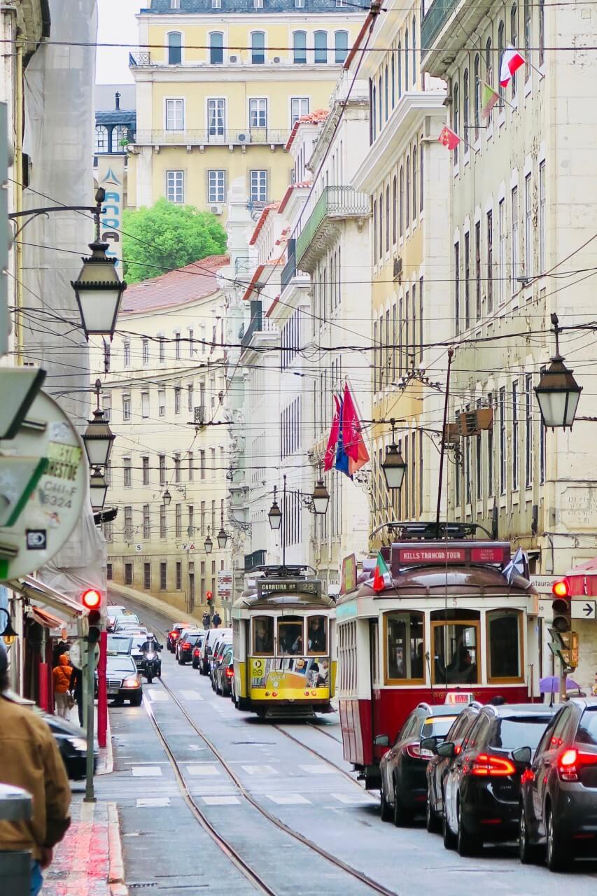 里斯本IG景點 Rua da Conceição