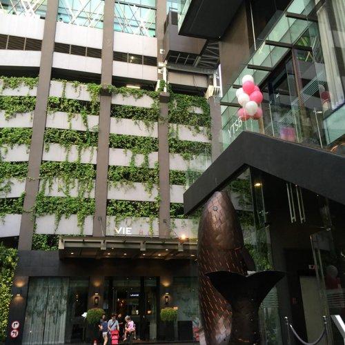 【曼谷住宿推薦】VIE Hotel Bangkok隱身在城市的五星享受,無邊際泳池別錯過 2