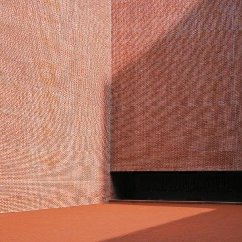 西小門歷史公園紅牆光影