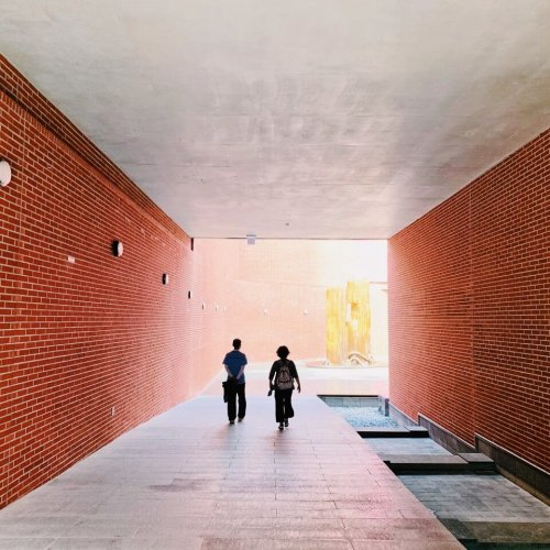 西小門歷史公園博物館入口