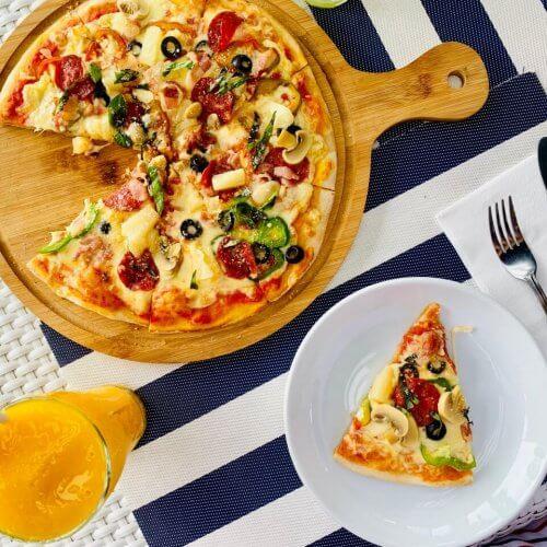 Fairways And Bluewater Boracay 飯店餐廳食物