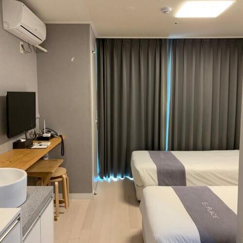 E7 Place Dongdaemun客房