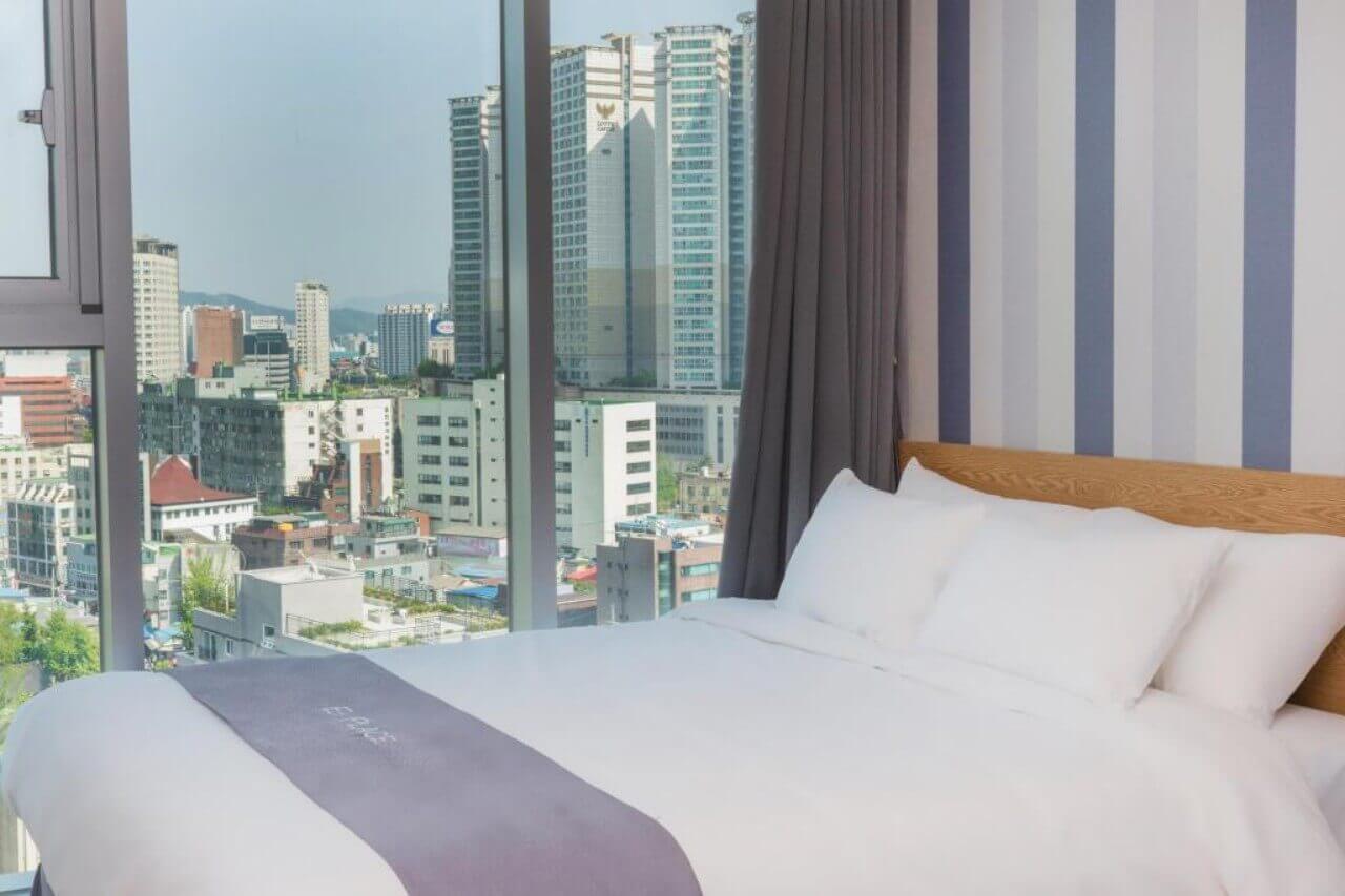 【首爾住宿推薦】E7 Place Dongdaemun 東大門採買超方便,東廟平價CP值飯店