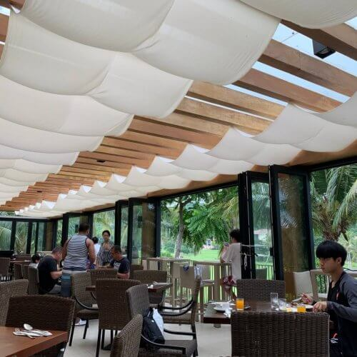 Fairways And Bluewater Boracay 飯店早餐餐廳