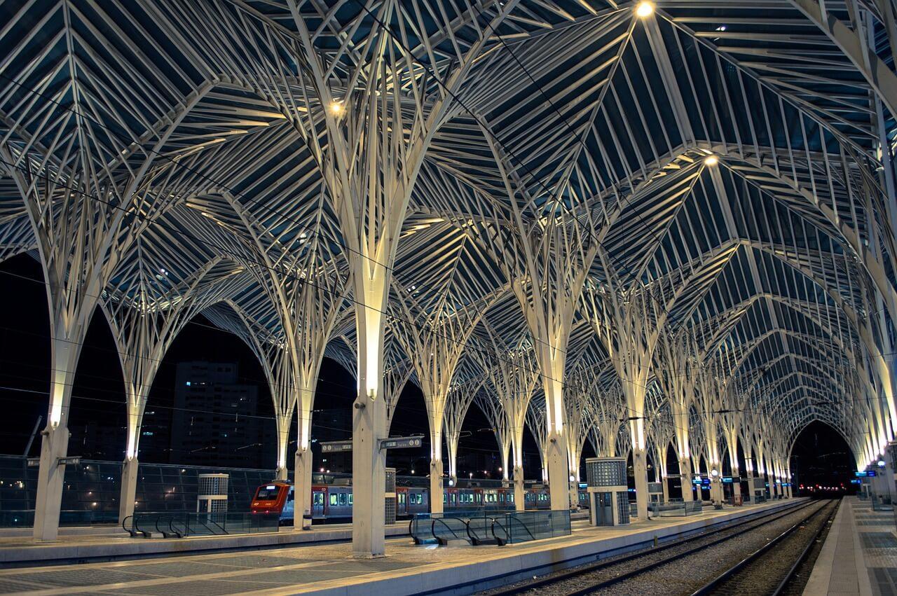 里斯本東方車站