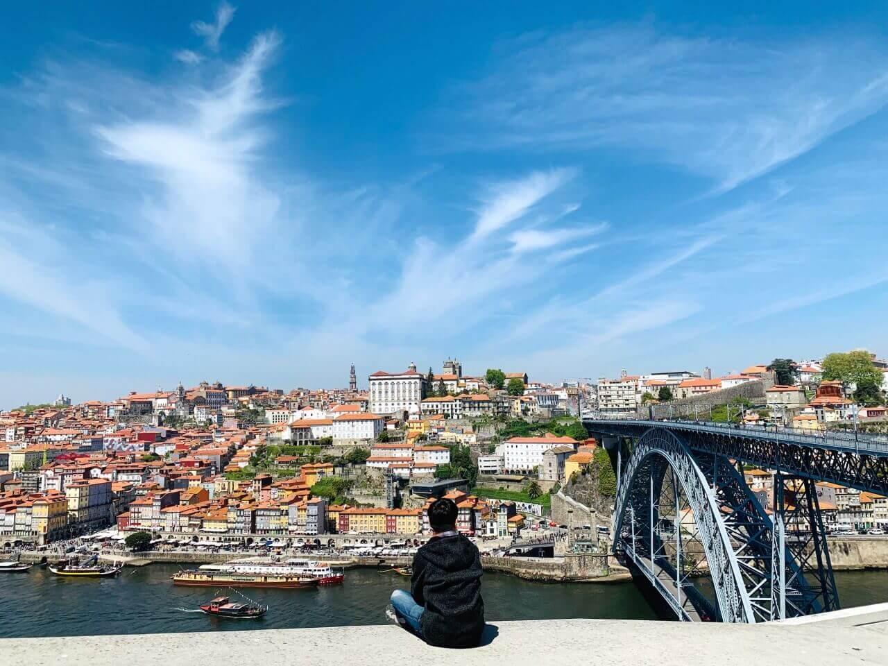 路易一世大橋 Dom Luís I Bridge