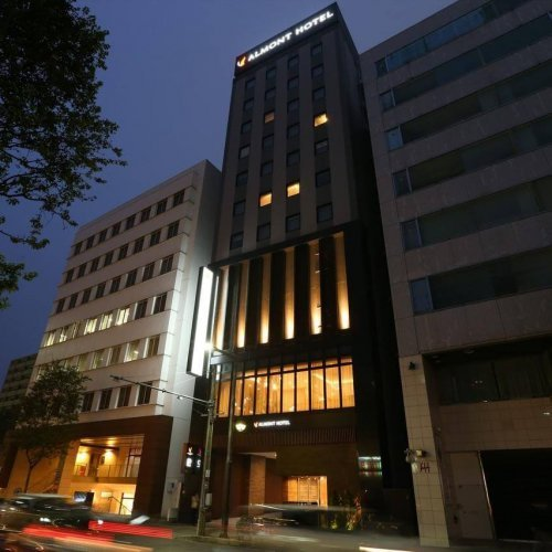 Almont Hotel Sendai 外觀