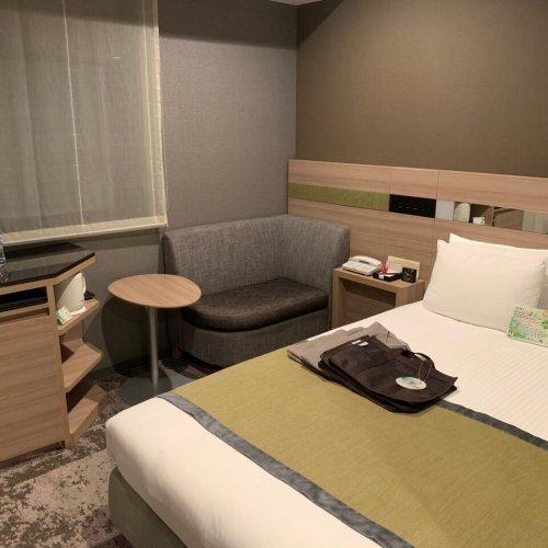 Almont Hotel Sendai 房間