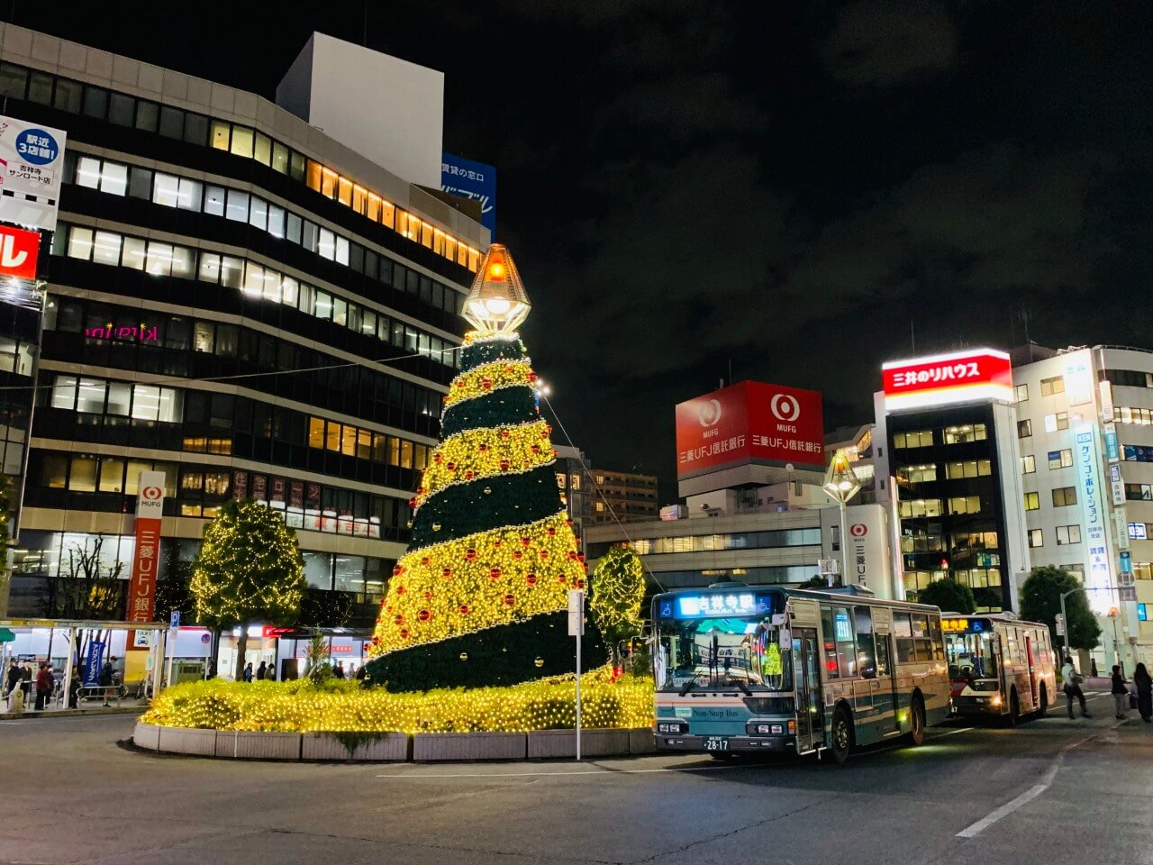 火花拍攝地 吉祥寺車站前
