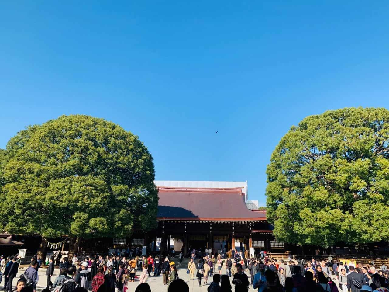 【東京旅途故事】你知道御守也有有效期限嗎?