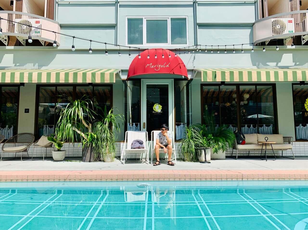 【曼谷住宿推薦】Josh Hotel Ari 復古文青設計旅店,每個角落都是IG網美照
