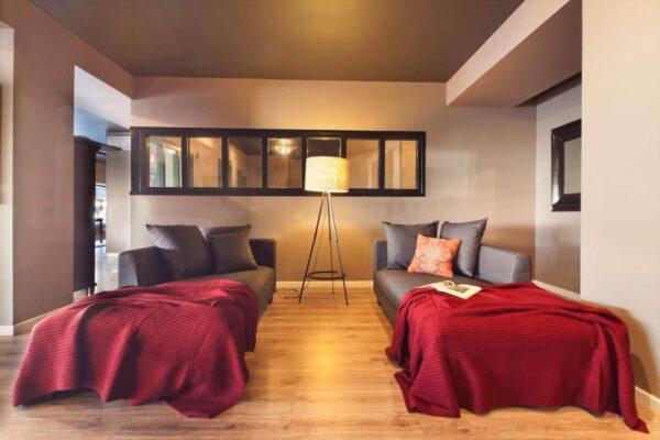 Hotel Acta Madfor 沙發