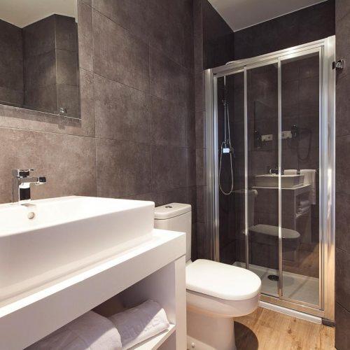 Hotel Acta Madfor 浴室
