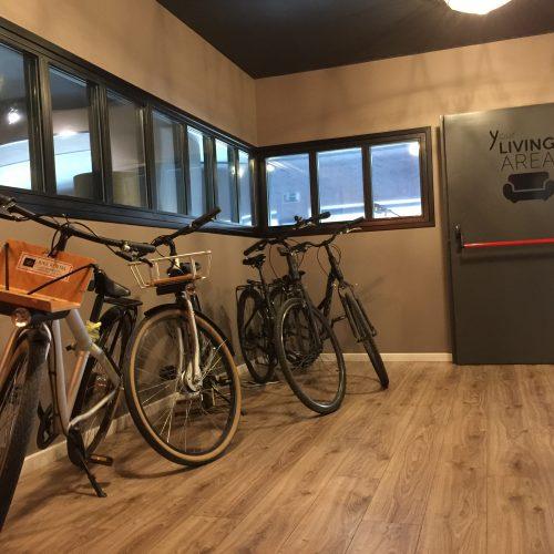 Hotel Acta Madfor 腳踏車