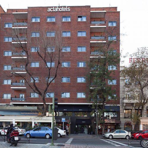 【馬德里住宿推薦】優質飯店 Hotel Acta Madfor,住對地點體驗馬德里城市生活 1