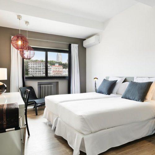 Hotel Acta Madfor 客房