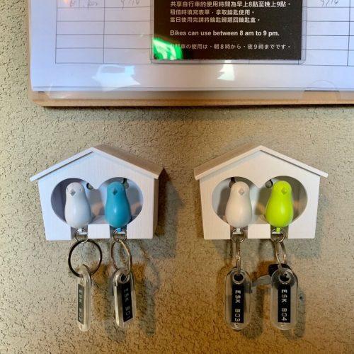 ESK京都公寓式飯店 免費腳踏車