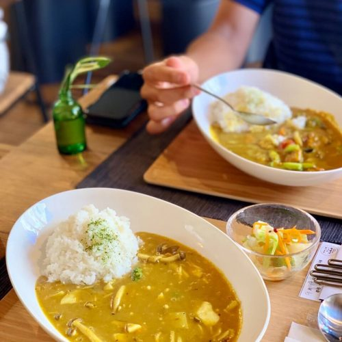 ESK京都公寓式飯店 Makarimo Curry 2