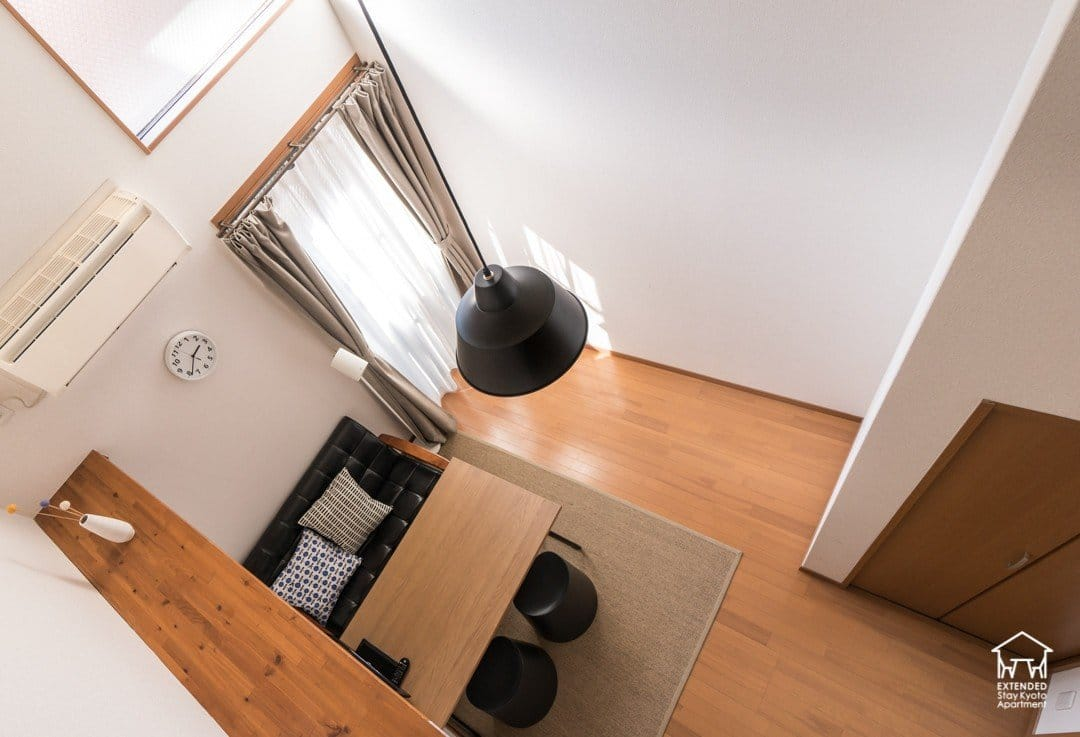 【京都住宿推薦】ESK京都公寓式飯店,貼近在地人生活的京都民宿
