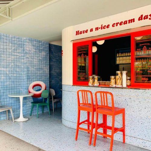 Josh Hotel 冰淇淋店