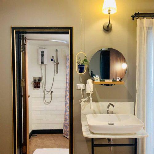 Josh Hotel 廁所