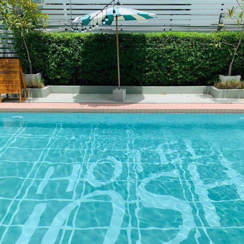 Josh Hotel 泳池