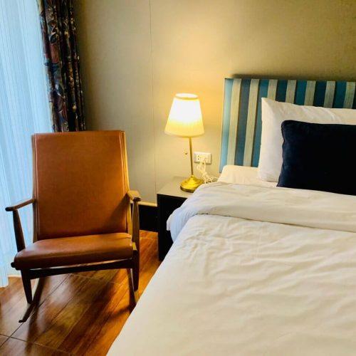 Josh Hotel Deluxe room