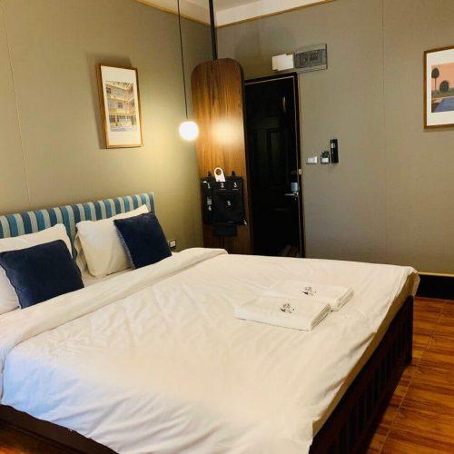 【曼谷住宿推薦】Josh Hotel Ari 復古文青設計旅店,每個角落都是IG網美照 1