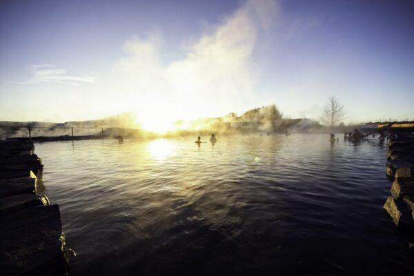 冰島景點推薦 秘密溫泉 secret lagoon 5