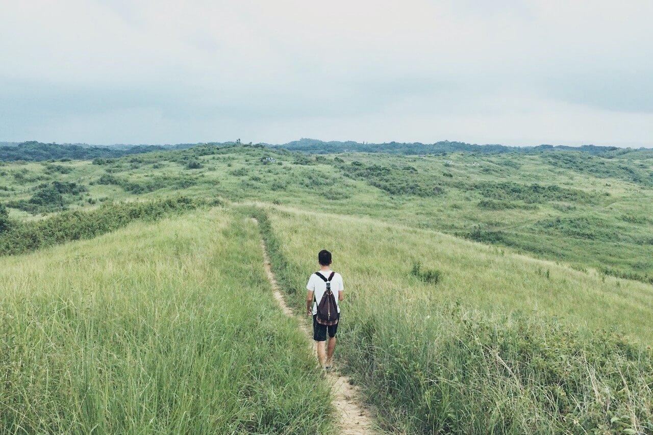 【台南旅途故事】木架山新化大草原,秘境不秘境什麼的重要嗎?