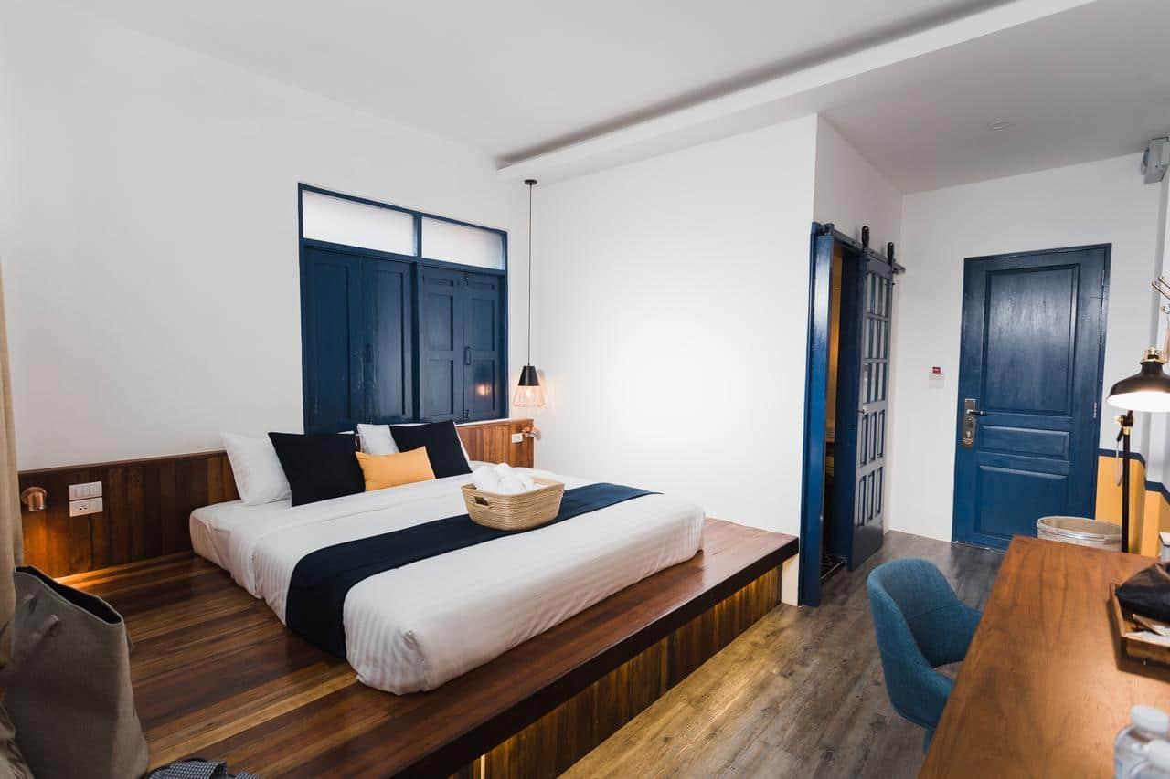 【清萊住宿推薦】Spinomad Hostel 文青住宿,洗衣店咖啡廳的跨界結合